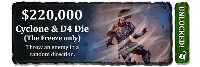 (set of 10 cards - 1 Battle deck; plus the only die used in PvP)