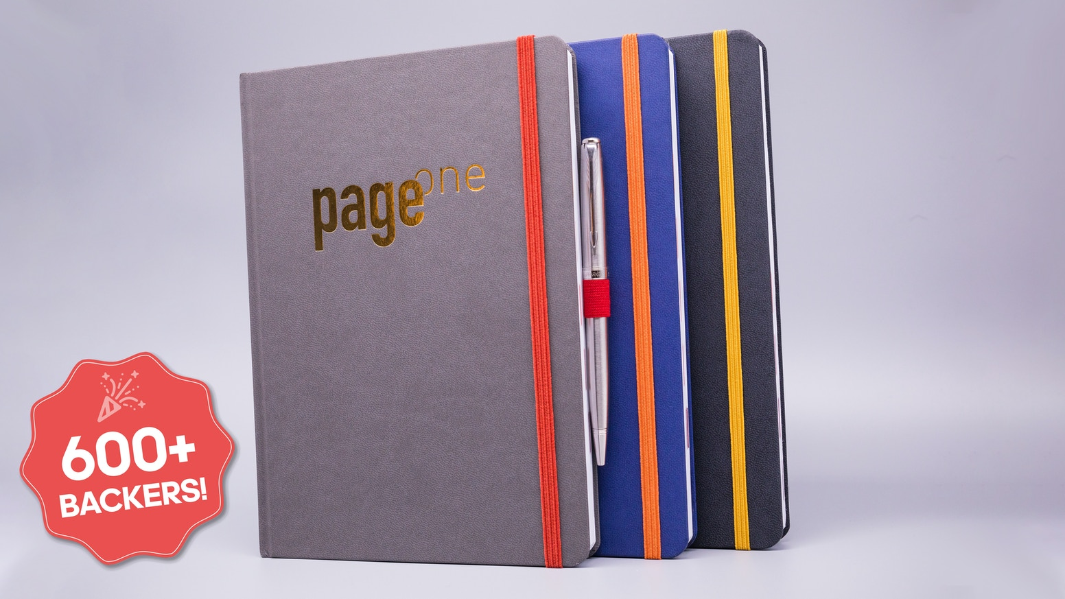 The ultimate structured notebook, designed by writers for writers to help you tell your story!