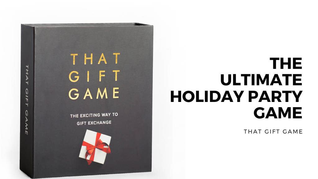 THAT GIFT GAME - The Ultimate Holiday Party Game