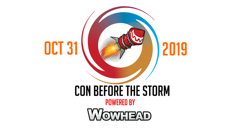 Con Before the Storm 2019 Powered by Wowhead project video thumbnail