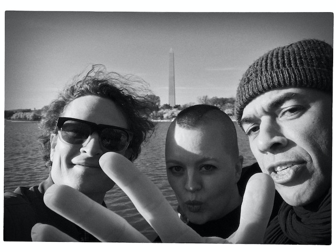 Kirk, Anna & Peter - Washington, DC April 2019