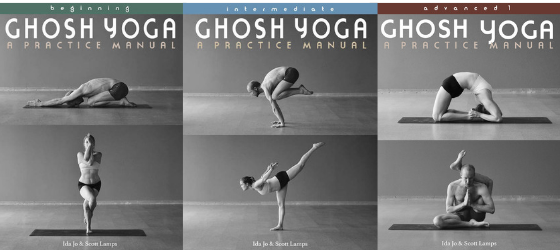 Ghosh Yoga Practice Manuals