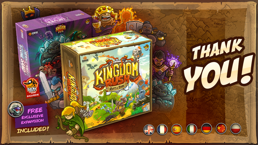 Kingdom Rush: Rift In Time project video thumbnail