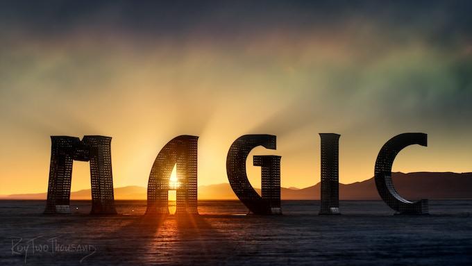 Magic Sunrise Dust