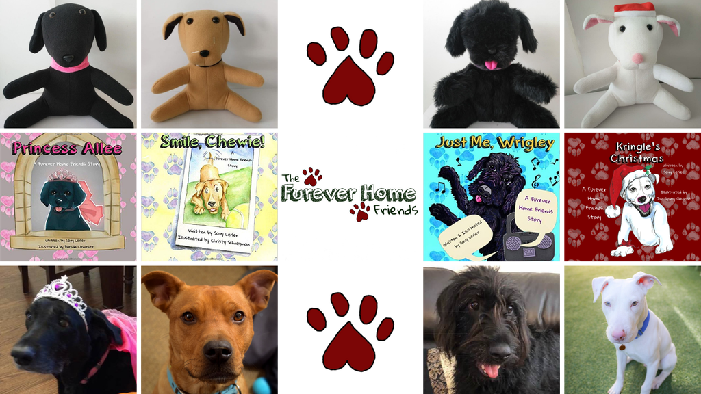 Furever Home Friends: Books & Plush Dogs project video thumbnail