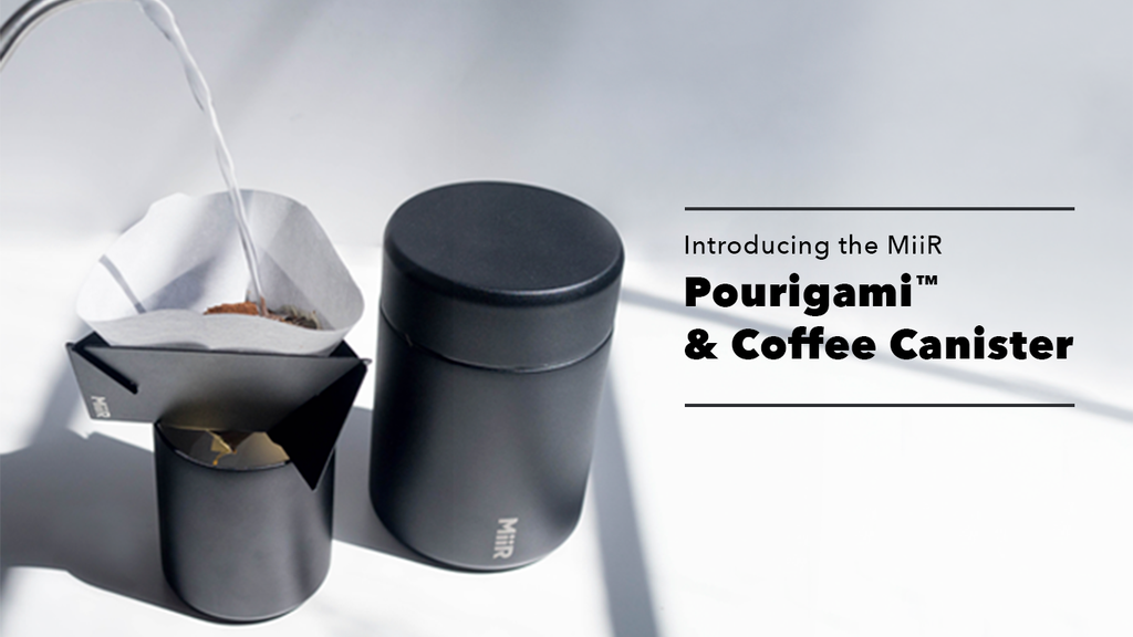 The MiiR Pourigami™ & Coffee Canister project video thumbnail