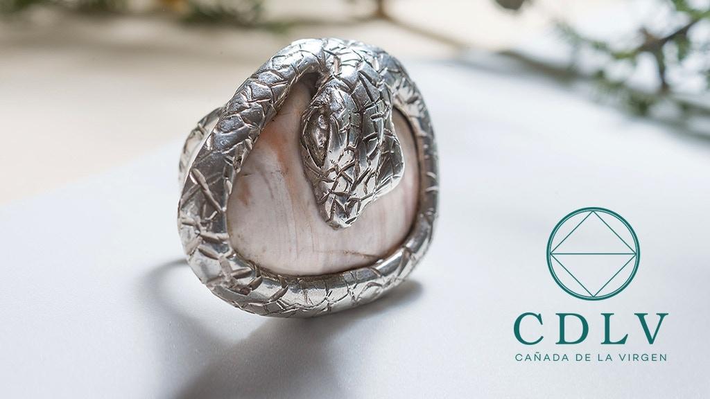CDLV (Cañada de la Virgen) Conscious Luxury Agate Jewelry project video thumbnail