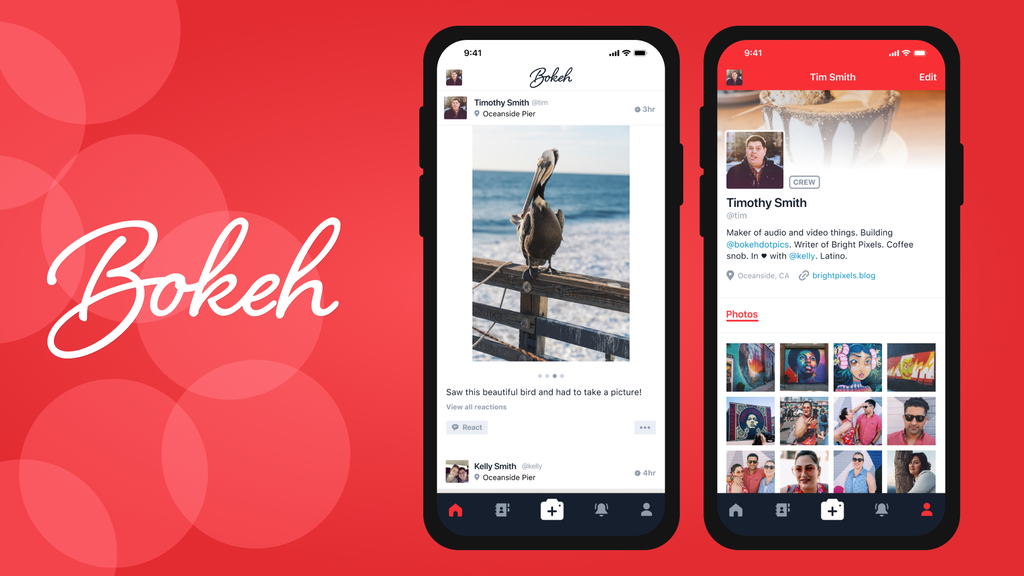 Bokeh: Private, ad-free, and user-funded photo sharing project video thumbnail