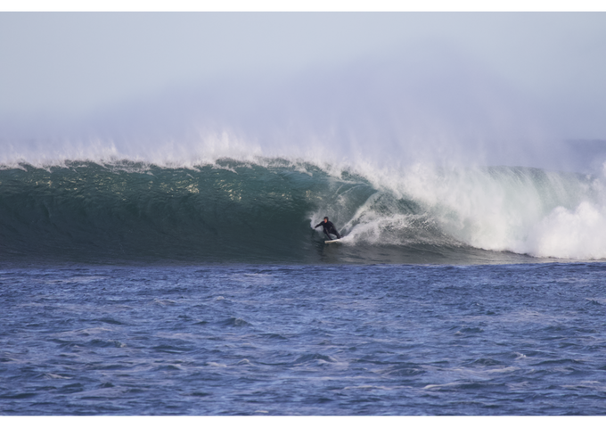 Scottish surfing champion and Thurso local Mark Boyd, who will feature in the documentary.