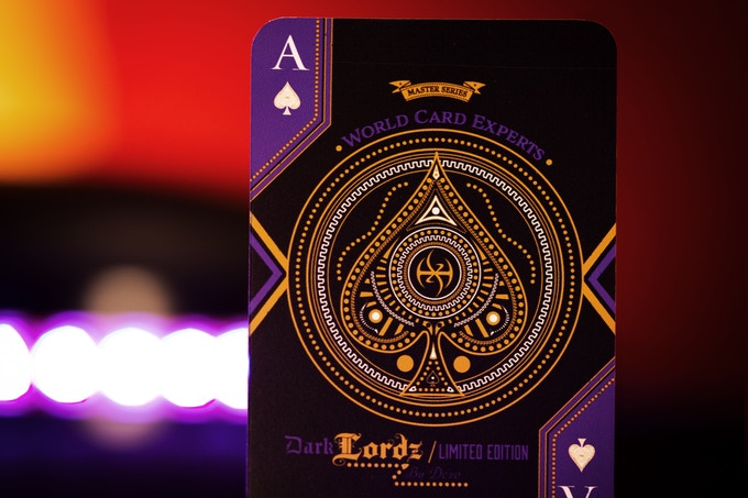 The AMAZING Ace of Spades!