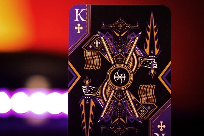 The Wicked King of Clubs.