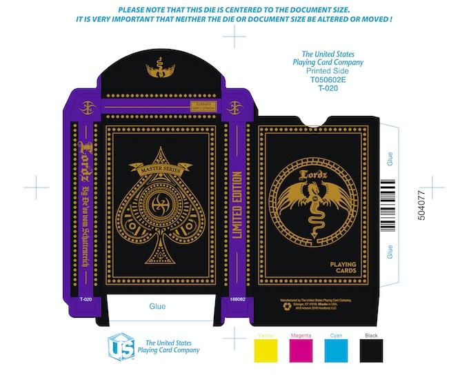 Players Edition Printed Box (Non-Foil)