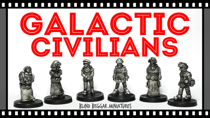 The Galactic Civilians: Phase 1