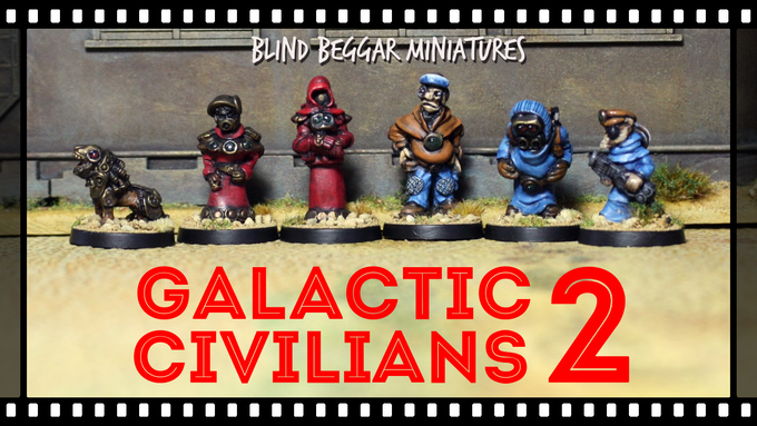 The Galactic Civilians: Phase 2