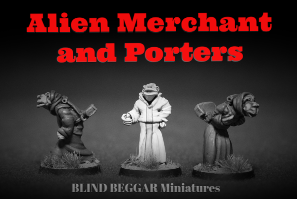 Merchant and Porters