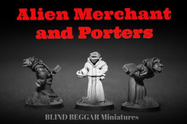 Merchant and Porters