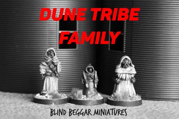 Dune Tribe Family