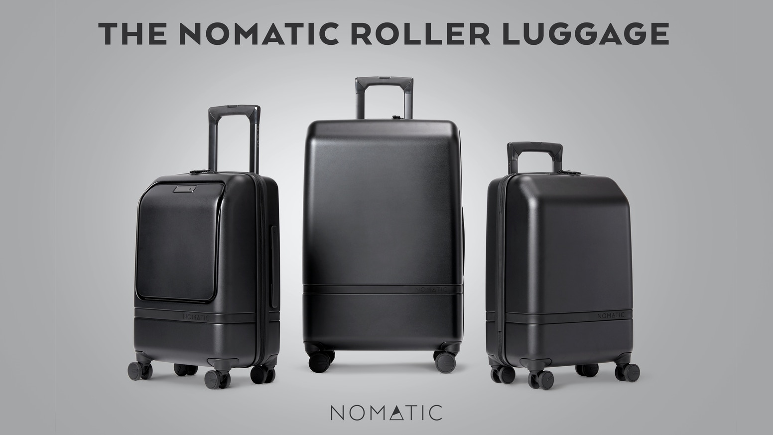 Extremely Durable Luggage That Makes Packing Easy and Streamlines Your Travels.