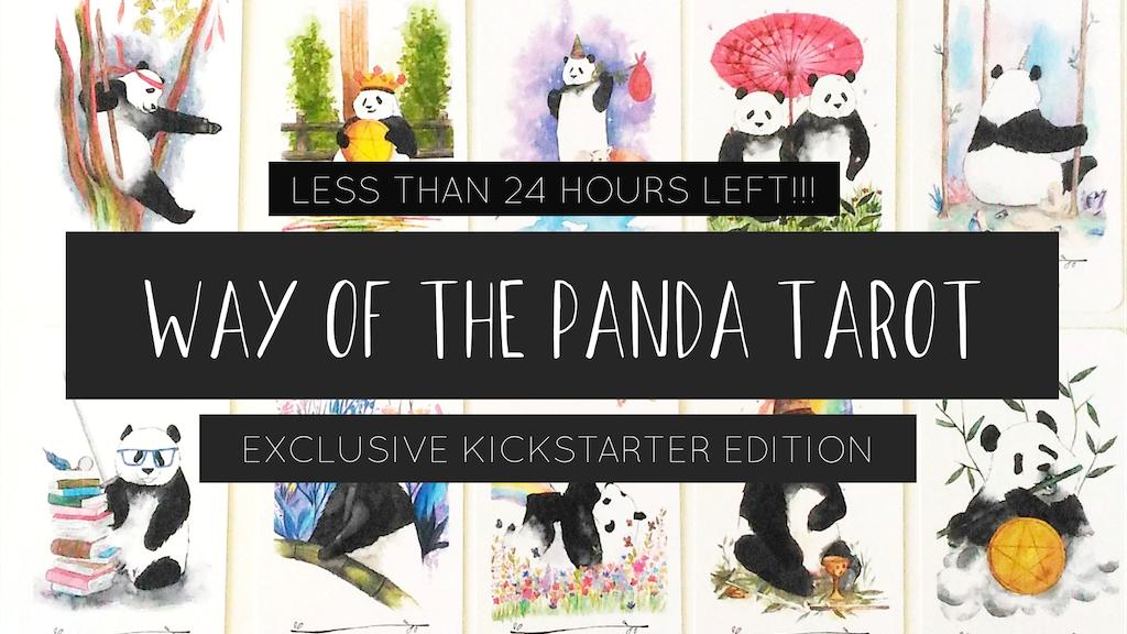 Way of the Panda Tarot project video thumbnail
