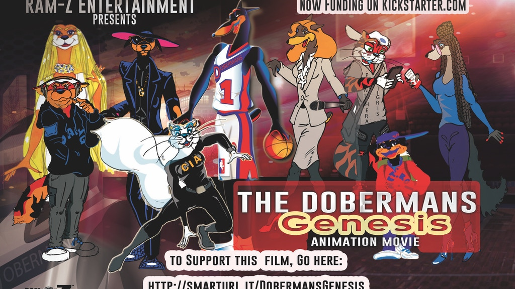 The Dobermans - Genesis -Reboot -An Animated Teaser Campaign project video thumbnail