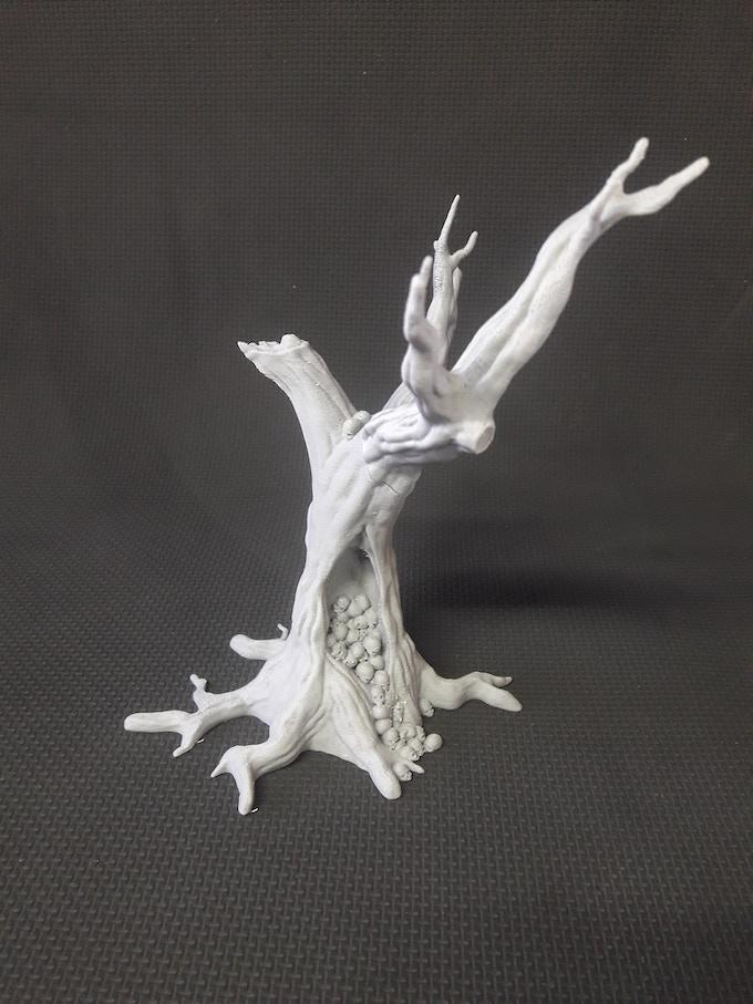 Skull Tree!