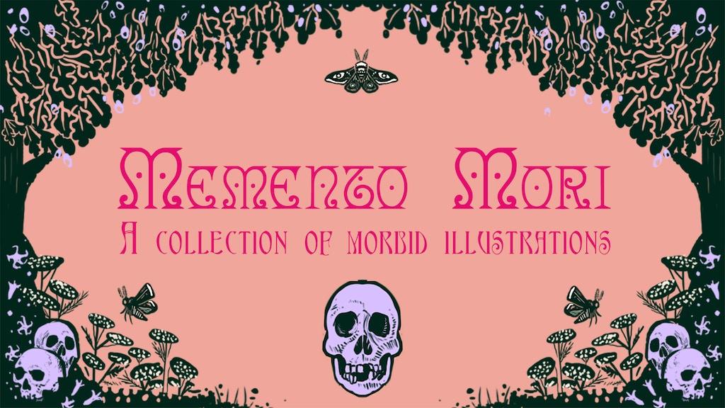 Memento Mori - A collection of Morbid Illustrations project video thumbnail