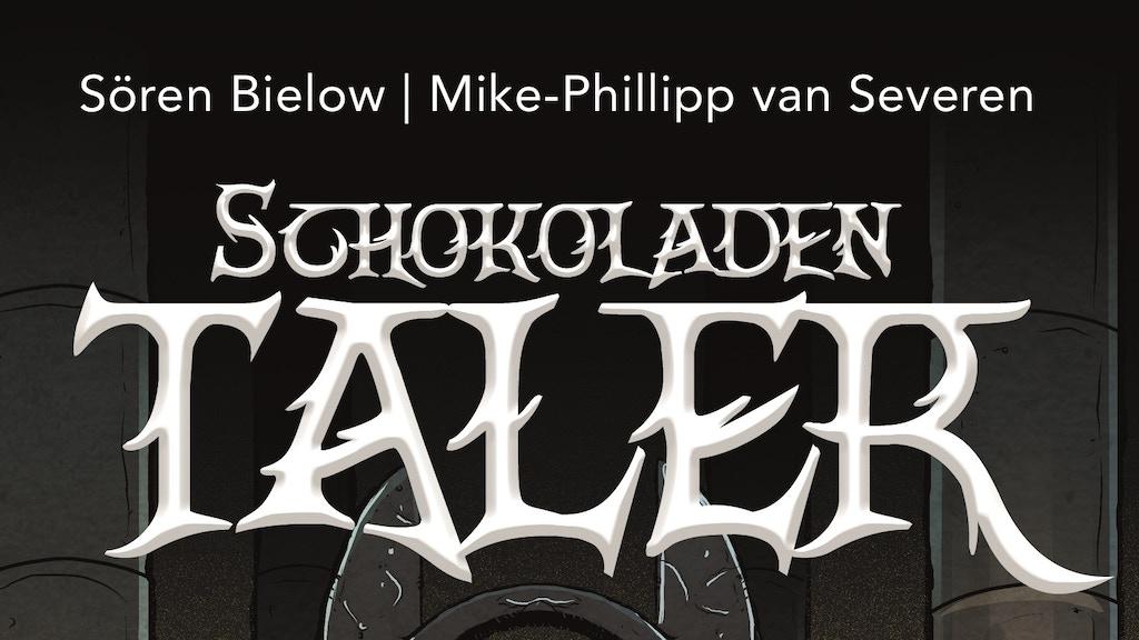 Schokoladentaler Fantasy-Roman von 12-99 Jahre project video thumbnail