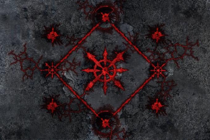 Battle mat : Incantation
