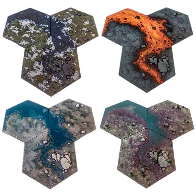 TerraScapes: Hextiles is the All-terrain!!!