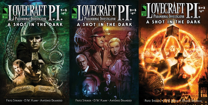 Cover illustratons by Paul Shipper