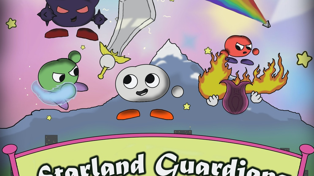 Project image for Guardians of Starland
