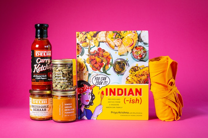The Indian-ish Cook's Essentials