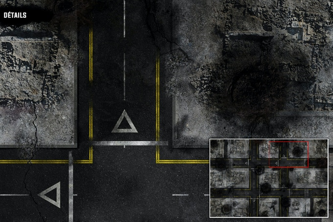 Détails : Neutral Road