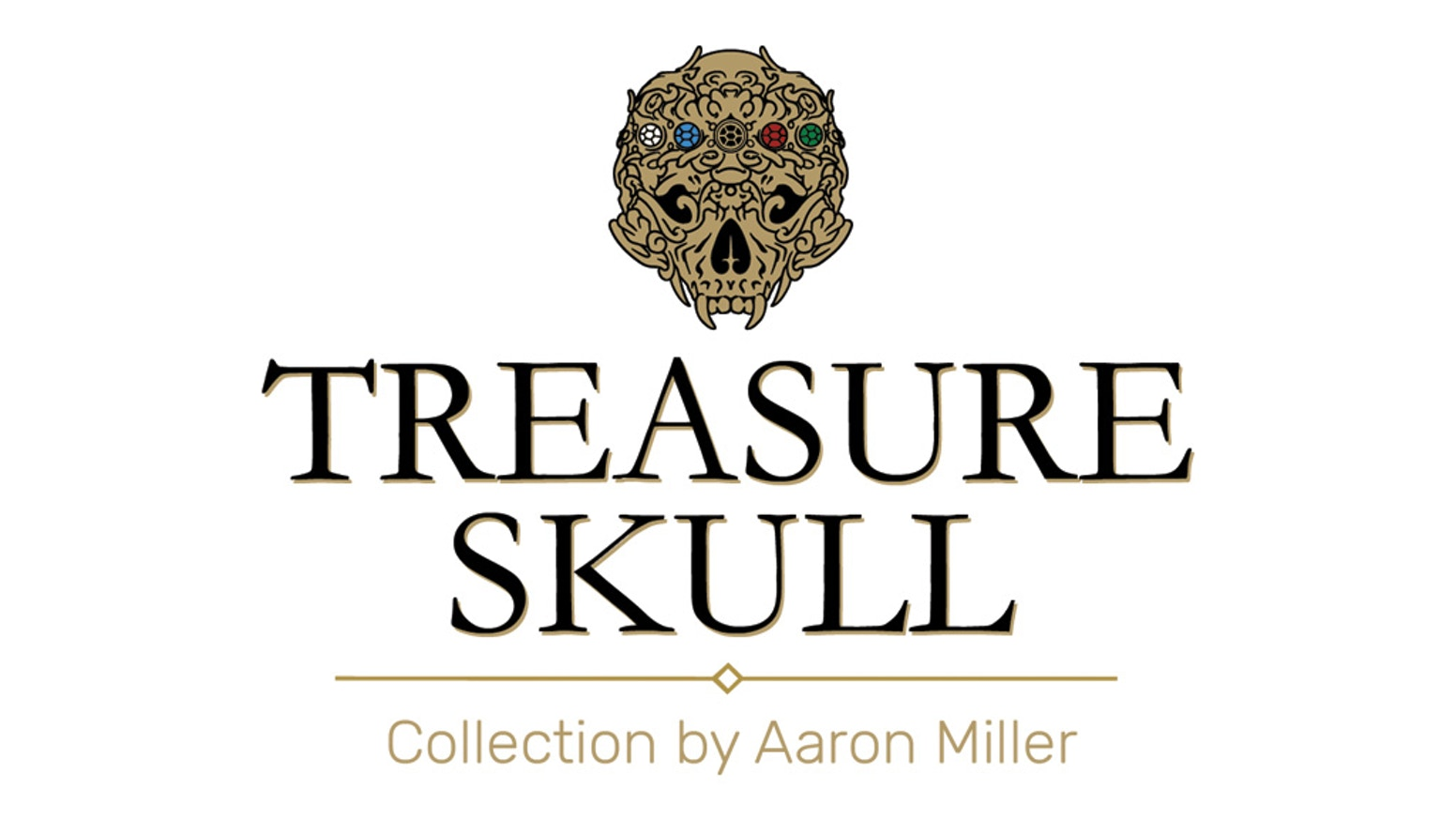 Magic:The Gathering Artist Aaron B. Miller is creating Treasure Skull Pins, Pendants, Brooches, and Dice Bags.