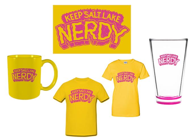 Sticker, Coffee Mug, Pint Glass, T-Shirt