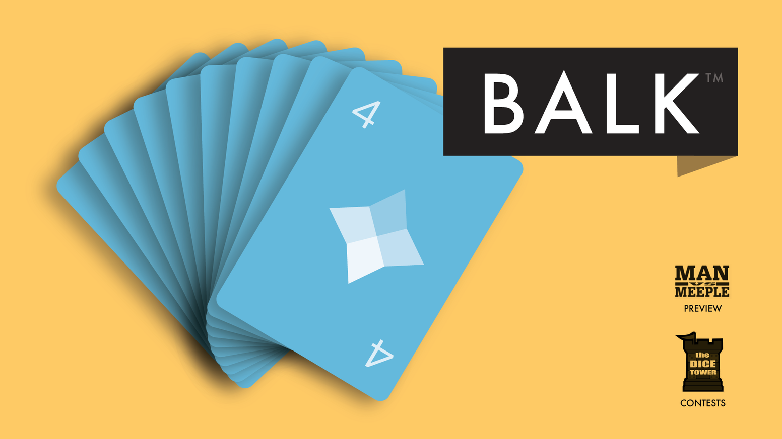 A super simple new card game with crazy complex strategy!