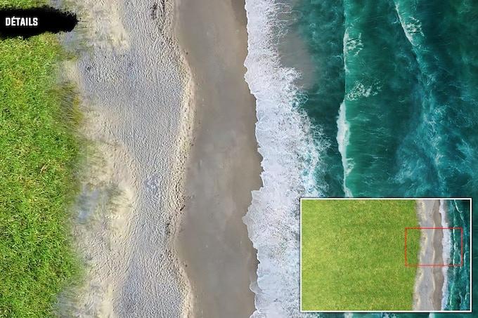 Détails : Beach