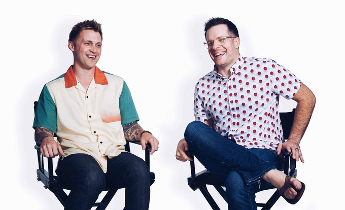 Co-founders Zach and Jason believe in NOTHING.