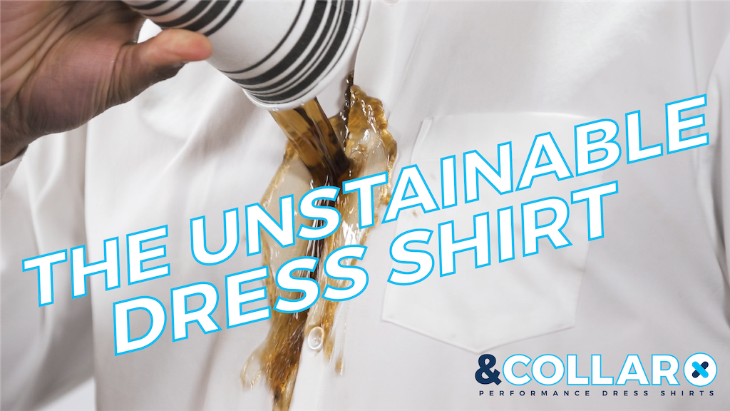The Unstainable, Sustainable Dress Shirt project video thumbnail