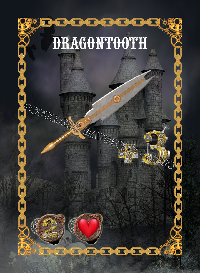 Dragontooth