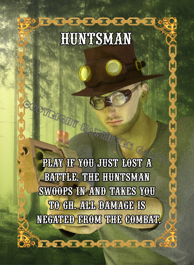 Item Card The Huntsman