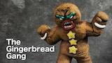 The Gingerbread Gang Christmas in July Break Kickstarter thumbnail