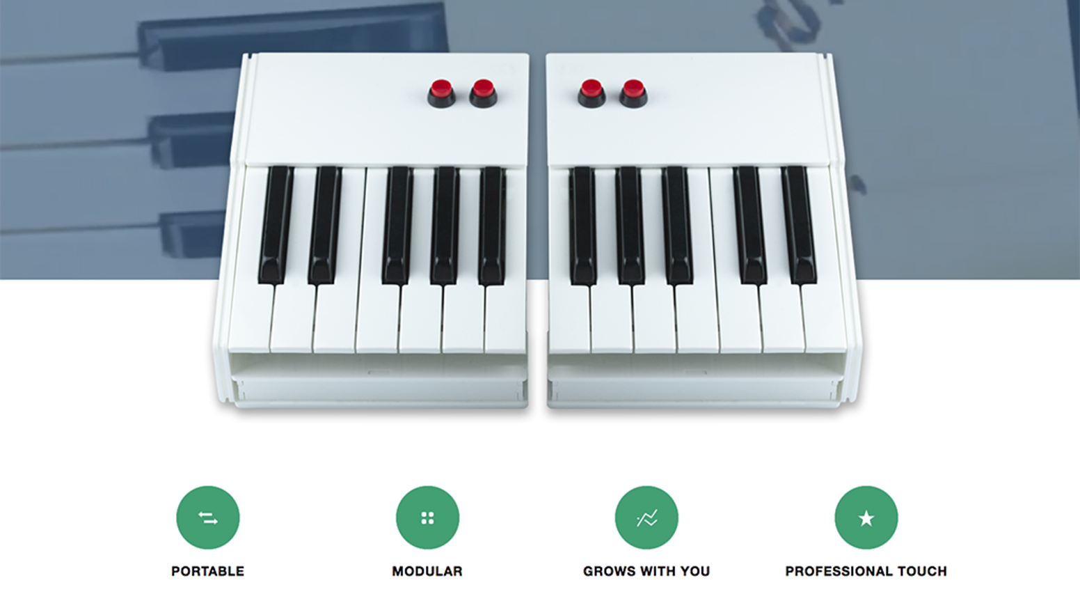 OTTAVIA: build your music and your piano! by Silvio Scena — Kickstarter