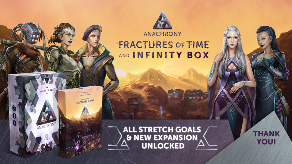 Anachrony: Fractures of Time Expansion and Infinity Box project video thumbnail