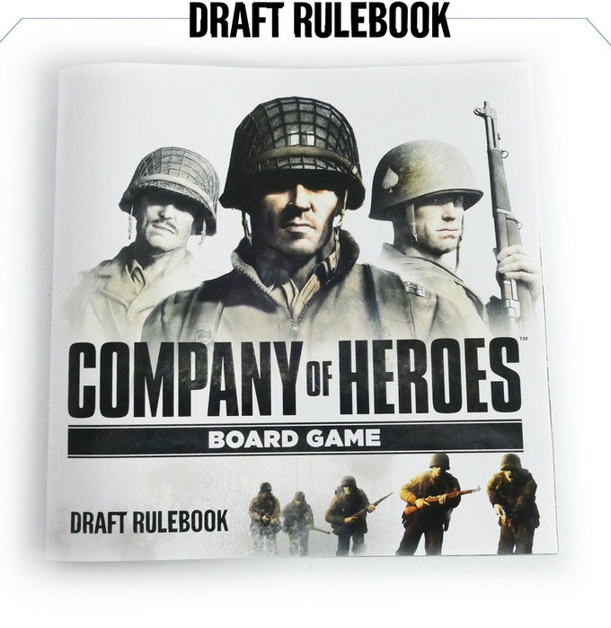 Click the image above to read or download the draft rulebook from ISSUU.com (Note that this is only an unfinished draft and represents a work in progress.)