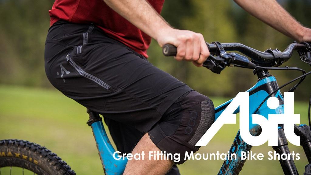 Abit Gear | Great fitting mountain bike shorts project video thumbnail