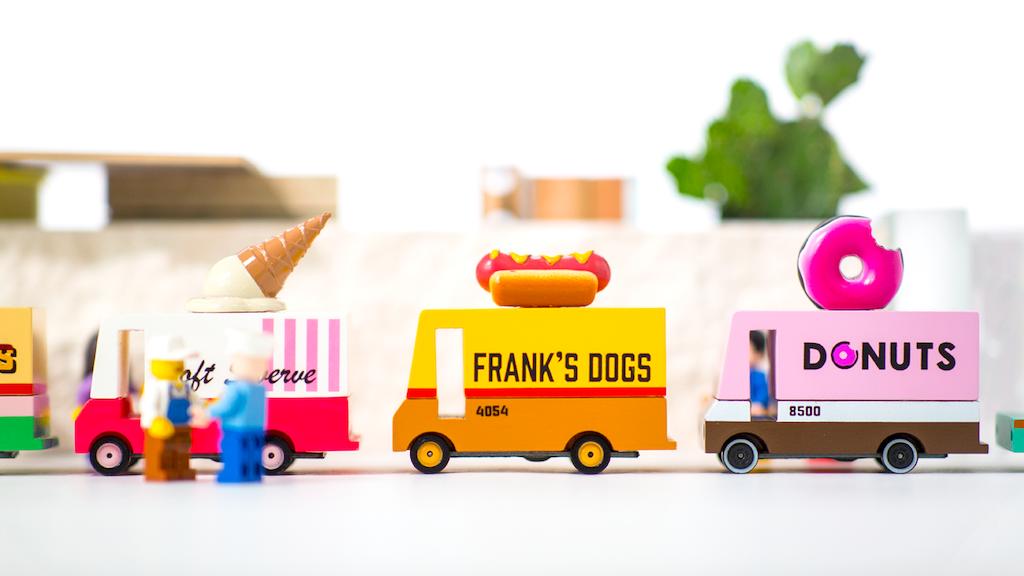 We've Got Vans: The Candylab 7 project video thumbnail