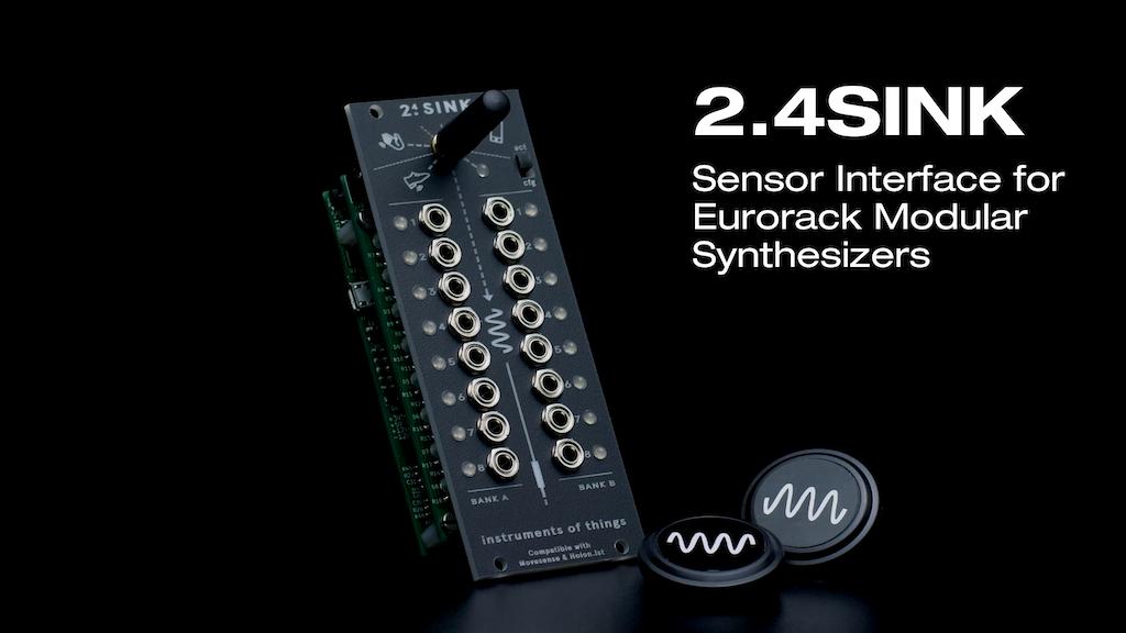 2.4SINK Eurorack Module project video thumbnail