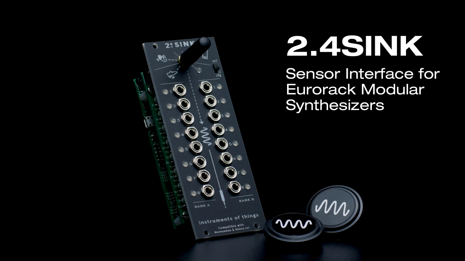 2 4SINK Eurorack Module by instruments of things — Kickstarter