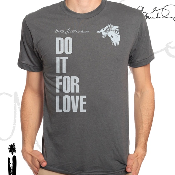 "Mens ""Do It For Love"" T-Shirt, available in S, M, L, XL and XXL"